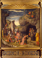 Adoration of the Magi/����O���m�̗�q