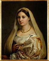 La Velata (Woman with a Veil)/ラ・ヴェラータ(ベールの女)