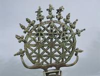Turkey, Alaca Hoyuk, Grid standard, bronze