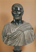 Capitoline Brutus 22244001037| 写真素材・ストックフォト・画像・イラスト素材|アマナイメージズ