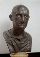 Bust of Scipio Africanus 22244001038| 写真素材・ストックフォト・画像・イラスト素材|アマナイメージズ