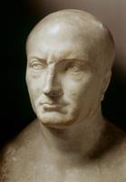 Bust of Scipio Africanus 22244001042| 写真素材・ストックフォト・画像・イラスト素材|アマナイメージズ