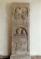 Funerary stele of Publius Longidienus