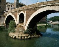 Ponte Fabricio (Fabrician Bridge)