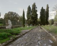 Selciato romano 22244001076| 写真素材・ストックフォト・画像・イラスト素材|アマナイメージズ