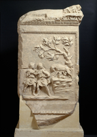 Altar with Romulus and Remus
