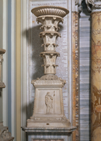 Candelabrum with Jupiter