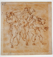 Study for a Transfiguration n. 67 F