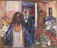 The Artist and the Model, 1919-21 22244001797| 写真素材・ストックフォト・画像・イラスト素材|アマナイメージズ