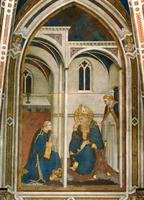 Saint Martin in Meditation