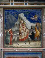 Flight into Egypt (after restoration)