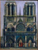 Notre Dame, c. 1910