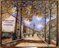 Saint Romain a Anse. 1925 Dim. 0,65x0,81 m