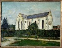 The church of Saint Jean aux Arts, 1918