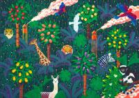 森の動物 22252002786| 写真素材・ストックフォト・画像・イラスト素材|アマナイメージズ