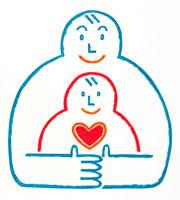 親子イメージ イラスト 22257000475| 写真素材・ストックフォト・画像・イラスト素材|アマナイメージズ