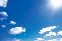 晴天の空 22257001653| 写真素材・ストックフォト・画像・イラスト素材|アマナイメージズ