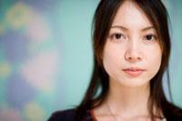 日本人女性ポートレート