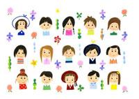 子供たち 22276006234| 写真素材・ストックフォト・画像・イラスト素材|アマナイメージズ
