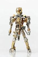 ヒーローのロボット