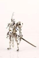 剣人ロボット