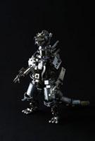 怪獣のロボット