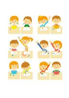 小学生の授業風景 22276006359| 写真素材・ストックフォト・画像・イラスト素材|アマナイメージズ