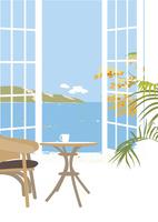 住宅イメージ  リビング 22276007526| 写真素材・ストックフォト・画像・イラスト素材|アマナイメージズ