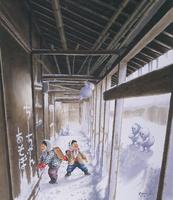 北国童話 22276007559| 写真素材・ストックフォト・画像・イラスト素材|アマナイメージズ