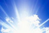 太陽の光芒