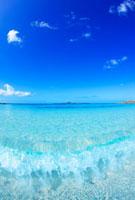 伊江島と海