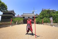 上田城を守る真田幸村