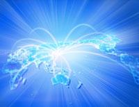 グローバルネットワーク 22323000162| 写真素材・ストックフォト・画像・イラスト素材|アマナイメージズ