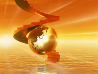 地球イメージ