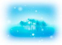 西欧の街並とクリスマスイメージ 22323001662| 写真素材・ストックフォト・画像・イラスト素材|アマナイメージズ