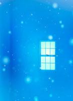 窓とクリスマスのイメージ 22323001664| 写真素材・ストックフォト・画像・イラスト素材|アマナイメージズ
