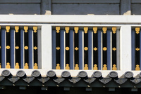 姫路城 白鷺城 菱の門 窓 世界文化遺産遺産