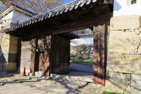 姫路城 白鷺城 門 世界文化遺産遺産