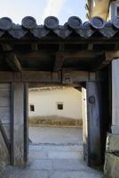 姫路城 白鷺城 水一門 世界文化遺産遺産