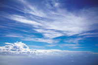 飛行機から見た雲 22361002485| 写真素材・ストックフォト・画像・イラスト素材|アマナイメージズ