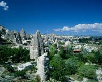 ギョレメの奇岩 世界遺産