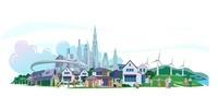 街と住宅エコエネルギー