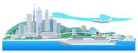 クルーズ船と観光