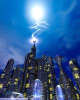 人工太陽エネルギー都市