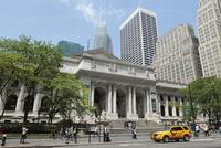 ニューヨーク市立図書館とイエローキャブ