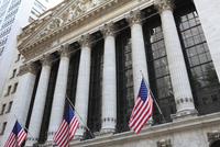 ニューヨーク証券取引所 22426000483| 写真素材・ストックフォト・画像・イラスト素材|アマナイメージズ