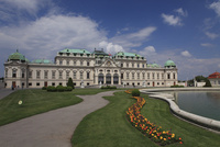 ベルヴェデーレ宮殿と庭園
