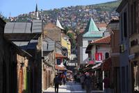 バシチャルシアの職人街