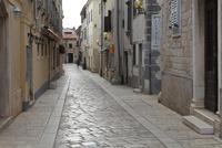 石畳みのポレチュ旧市街