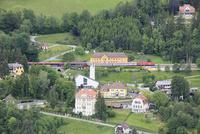 ゼメリング鉄道ブライテンシュタイン駅